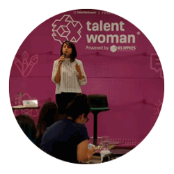 Talent Woman in Creative