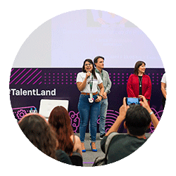 Talent Woman en Talent Land
